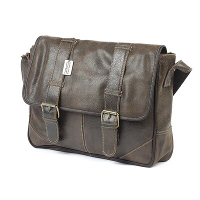 Messenger Bag by Claire Chase