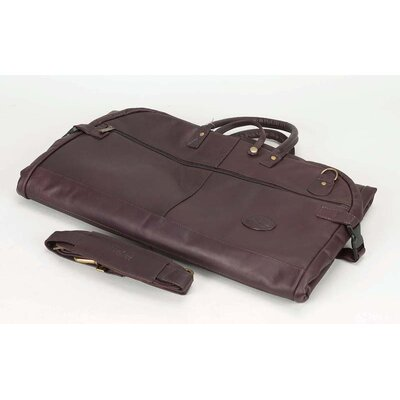 Luggage Tri-Fold Garment Bag by Claire Chase