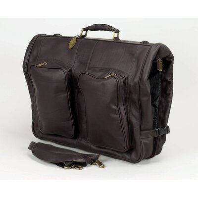 Luggage Classic Garment Bag by Claire Chase