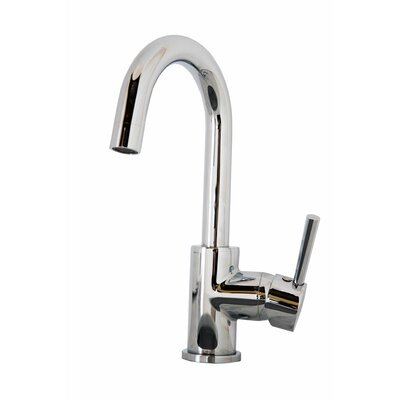 Lithios Single Handle Single Hole Bathroom Faucet Product Photo