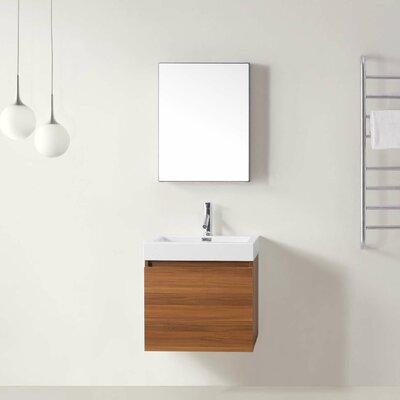 """Virtu Zuri 22"""" Single Bathroom Vanity Set"""