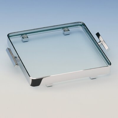 """Windisch by Nameeks 5.3"""" x 5.3"""" Box Crystal Tray"""