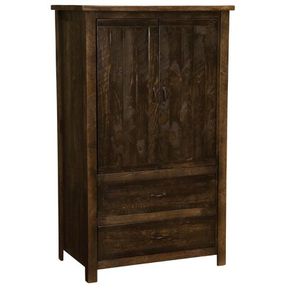 Premium Frontier Armoire Product Photo