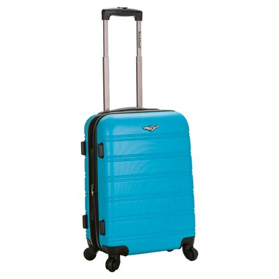 "Rockland Melbourne 20"" Rolling Carry On"
