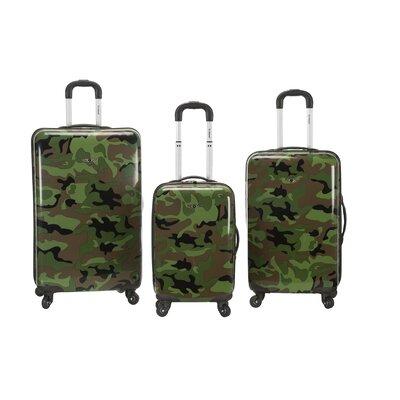 Safari 3 Piece Luggage Set by Rockland
