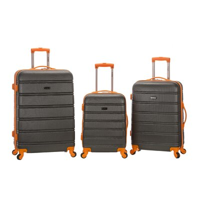 3 Piece Luggage Set by Rockland
