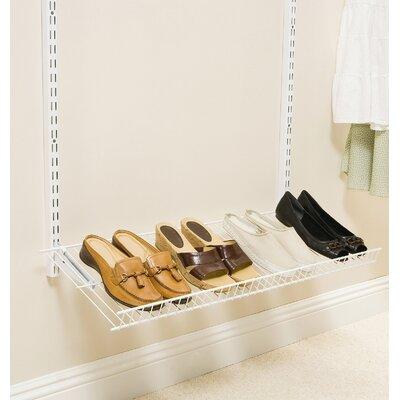 Configurations Closet Shoe Shelves Product Photo