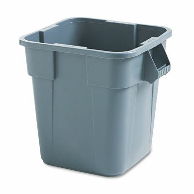 Rubbermaid Rubbermaid® Commercial Square Brute® Container 28-Gal