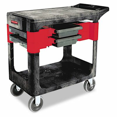 Rubbermaid Trades Cart