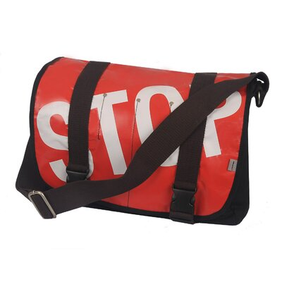 Stop Laptop Messenger Bag by Caribee