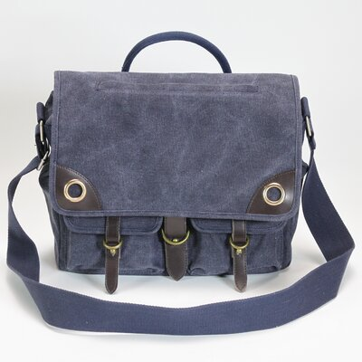 Blue Angel Laptop Messenger Bag by Ducti
