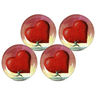 """PS Collection All Heart 8"""" Dessert / Salad Plate"""
