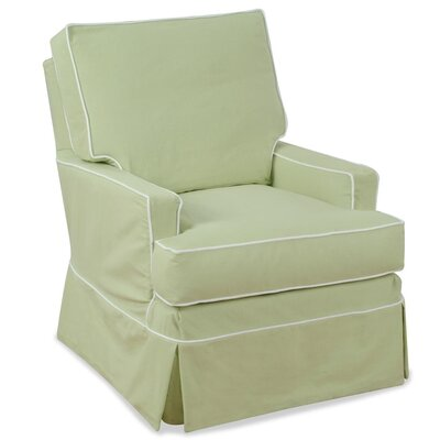 Jade Accent Glider Chair by Acadia Furnishings