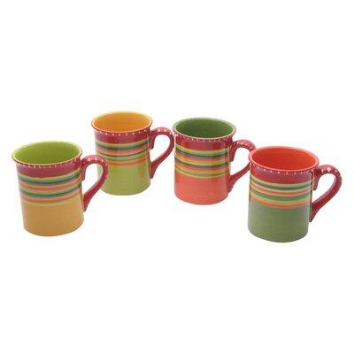 Certified International Hot Tamale 18 Oz. Mug