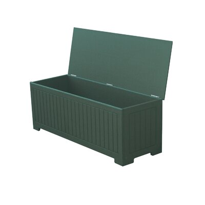 Sydney 65 Gallon Manufactured Wood Flat Top Deck Box by Eagle One