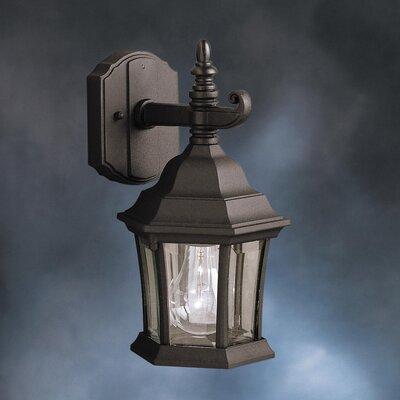 Kichler Townhouse 1 Light Wall Lantern