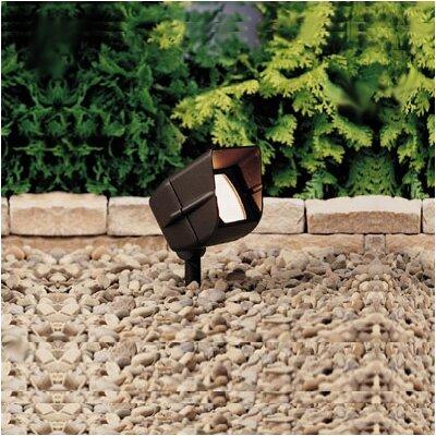 Kichler Miniature Hooded Adjustable Wide Floodlight