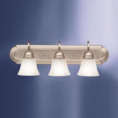 3 Light Bath Vanity Light Product Photo