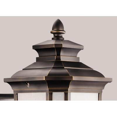Kichler Salisbury 1 Light Wall Lantern