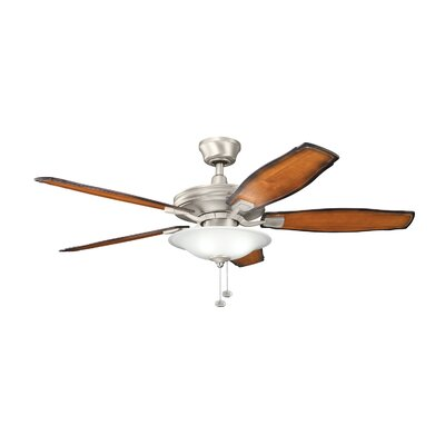 "52"" Rokr 5 Blade Ceiling Fan Product Photo"