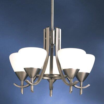 Olympia 5 Light Chandelette by Kichler