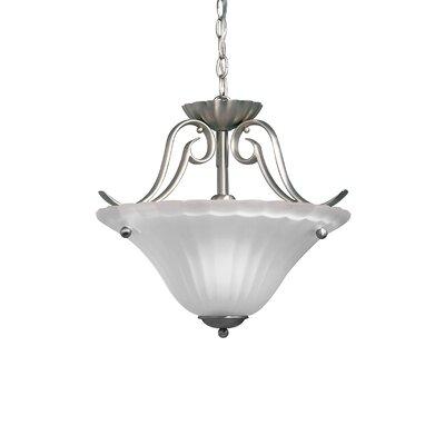 Kichler Willowmore Light Inverted Pendant