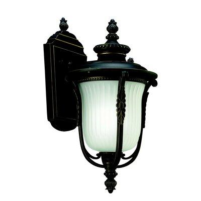 Kichler Luverne 1 Light Wall Lantern