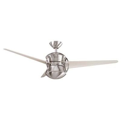 "54"" Cadencec 3 Blade Ceiling Fan Product Photo"