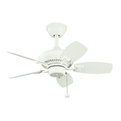 """30"""" Canfield 5 Blade Ceiling Fan Product Photo"""