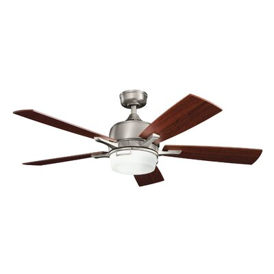 "52"" Leeds 5 Blade Ceiling Fan Product Photo"