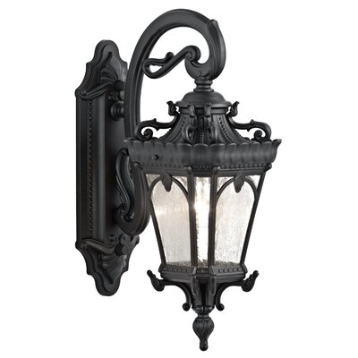 Kichler Tournai 1 Light Wall Lantern