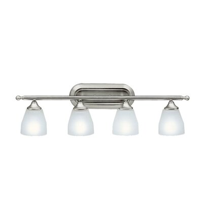 Ansonia 4 Light Vanity Light Product Photo