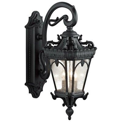Kichler Tournai 3 Light Wall Lantern