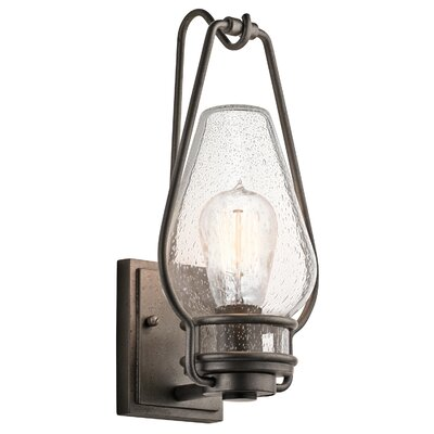 Kichler Hanford 1 Light Wall Lantern