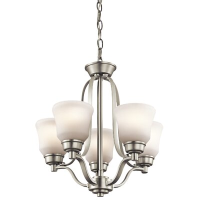 Kichler Langford 5 Light Mini Chandelier