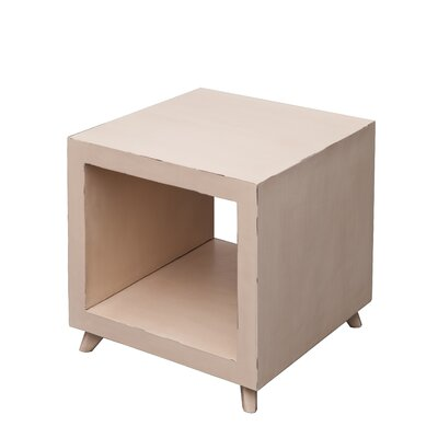 Retro Cubic End Table by Jeffan