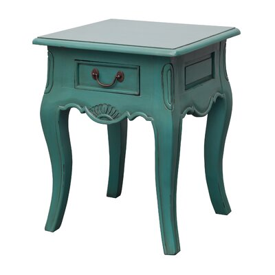 French End Table by Jeffan