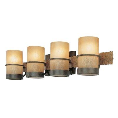 Troy Lighting Bamboo 4 Light Vanity Light
