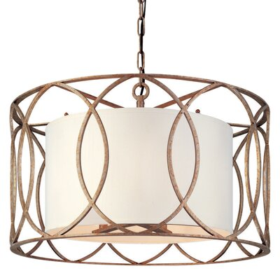 Sausalito 5 Light Foyer Pendant Product Photo