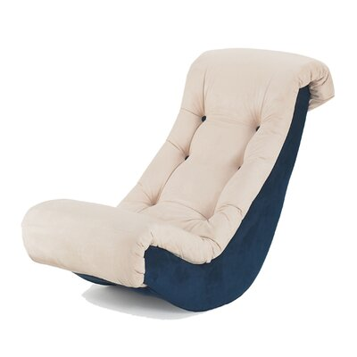 Banana Rocker in Navy Blue and Beige by Hannah Baby