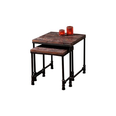 Saal Nesting Table by William Sheppee