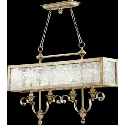 Champlain 4 Light Kitchen Island Pendant Product Photo