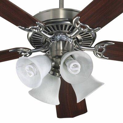 "52"" Capri V 5 Blade Ceiling Fan Product Photo"