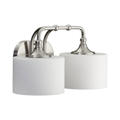Rockwood 2 Light Bath Vanity Light Product Photo