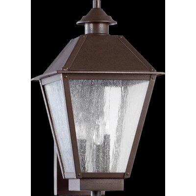 Quorum Emile 3 Light Wall Lantern