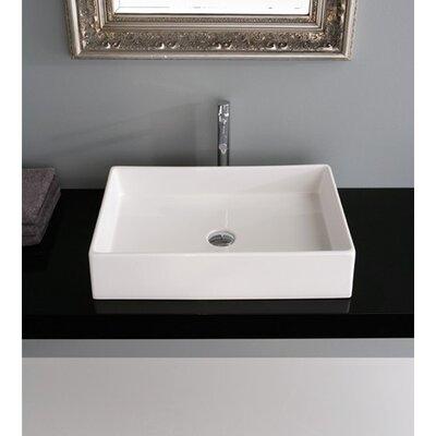 scarabeo by nameeks teorema rectangular vessel bathroom sink reviews wayfair