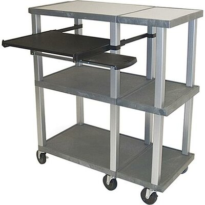 H. Wilson Company Tuffy 70 Series Open Shelf Presentation Station