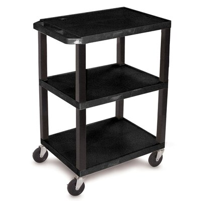 H. Wilson Company Commercial Busing Cart
