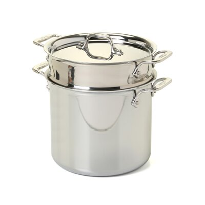 Stainless Steel 7 Qt. Multi-Pot by All-Clad