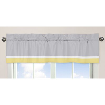 "Mod Garden 54"" Curtain Valance Product Photo"